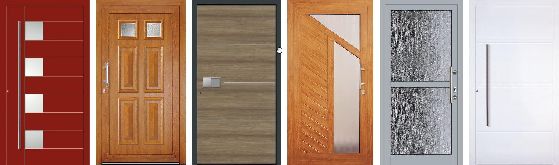 aluminium t ren. Black Bedroom Furniture Sets. Home Design Ideas